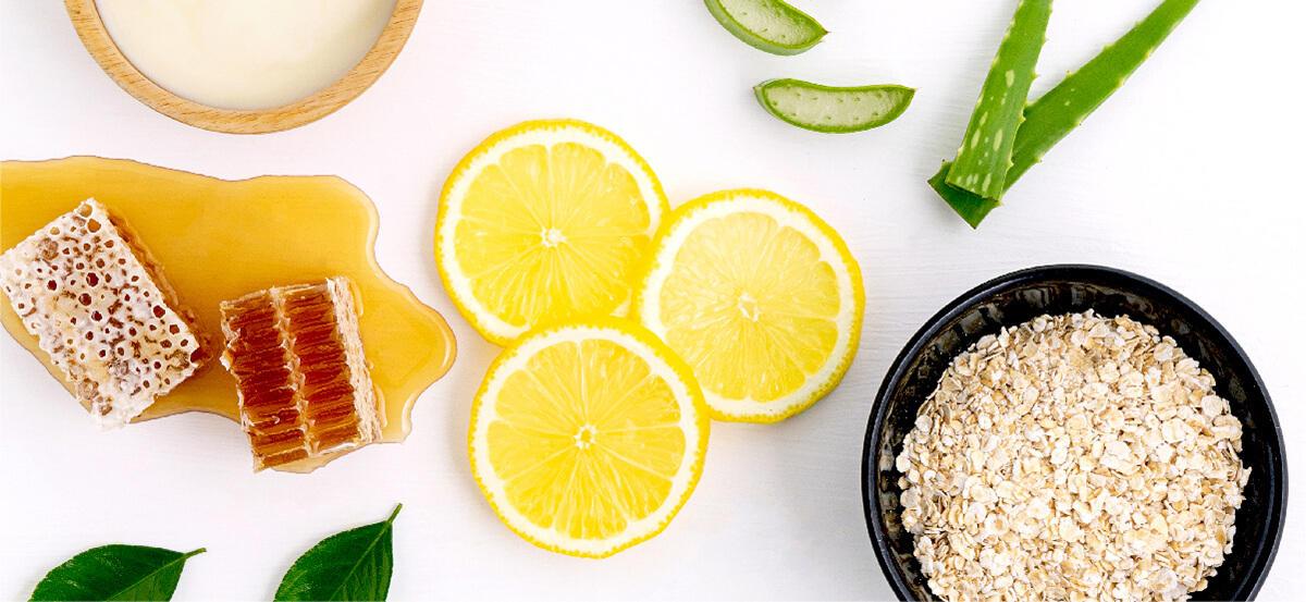 lemon benefits for skin