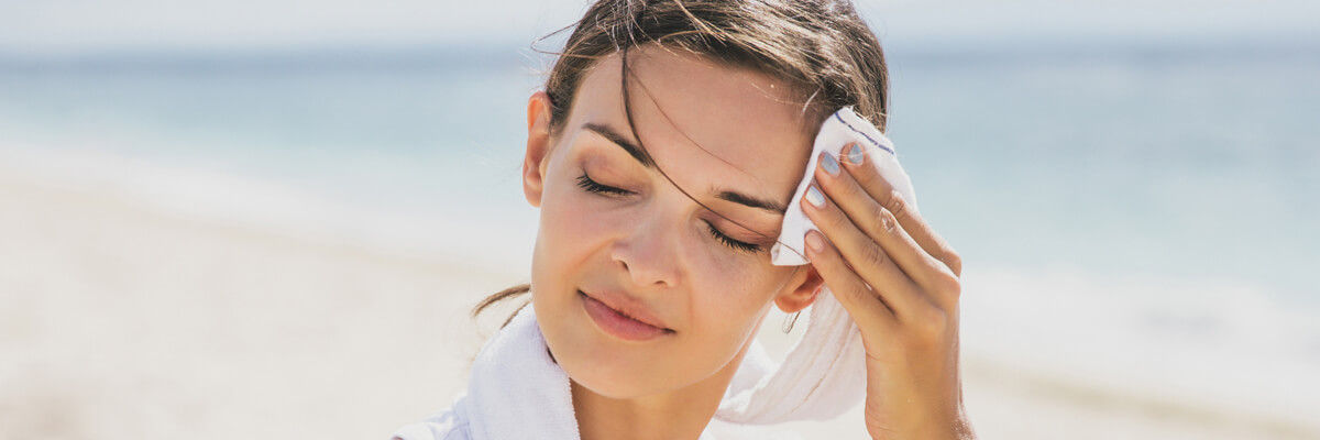 humid weather skincare
