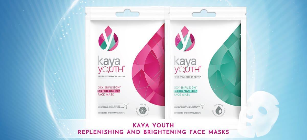 skin pampering using Face Masks