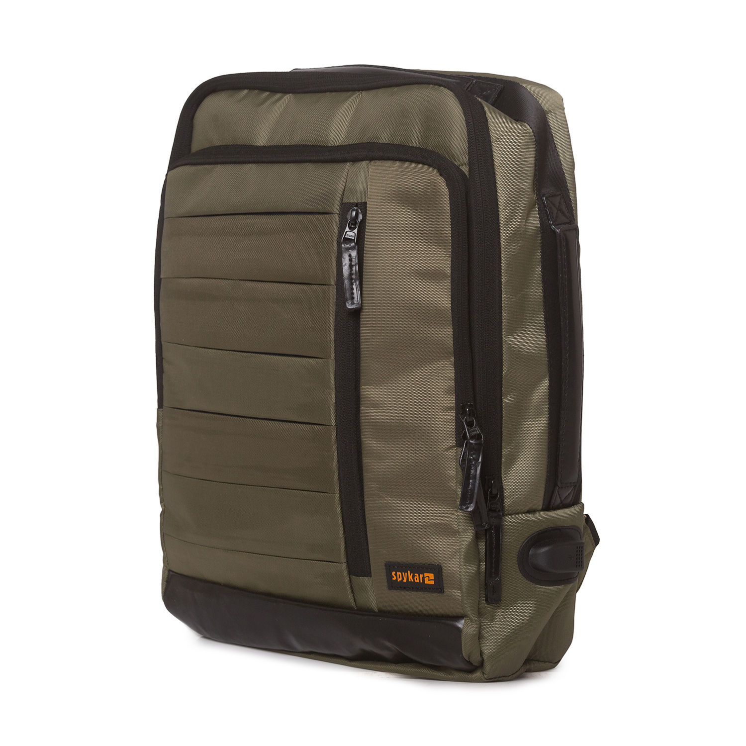 SPYKAR Green Polyster  BAG