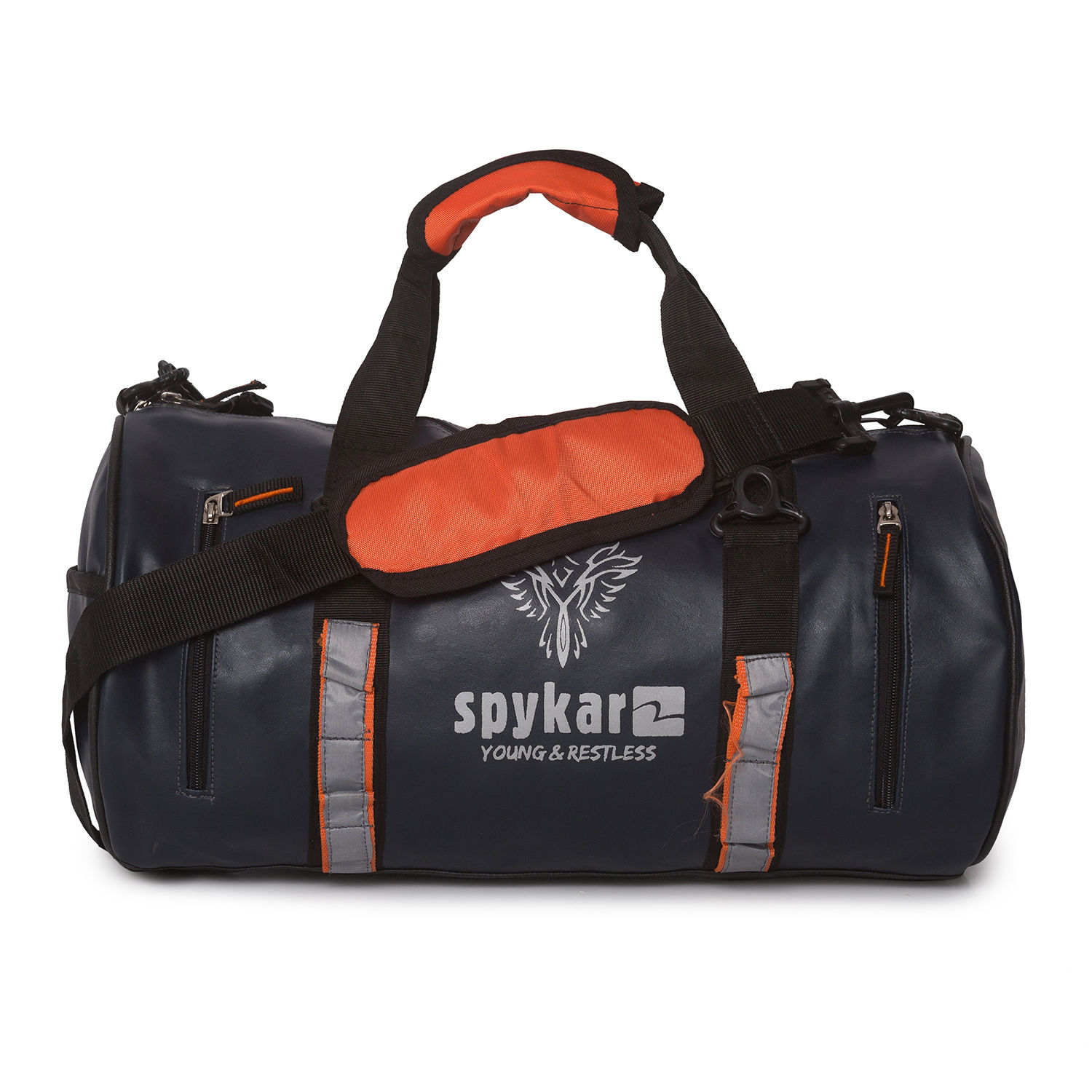 SPYKAR Grey Polyster  BAG