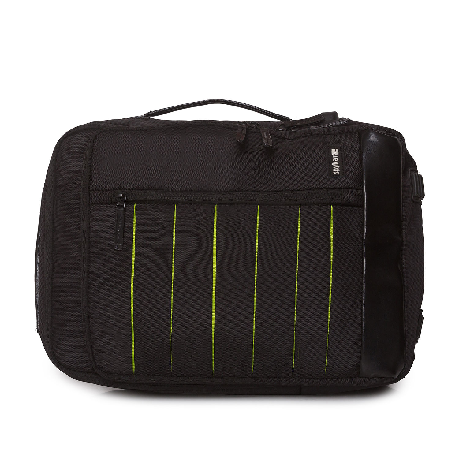 SPYKAR Black Polyster  BAG