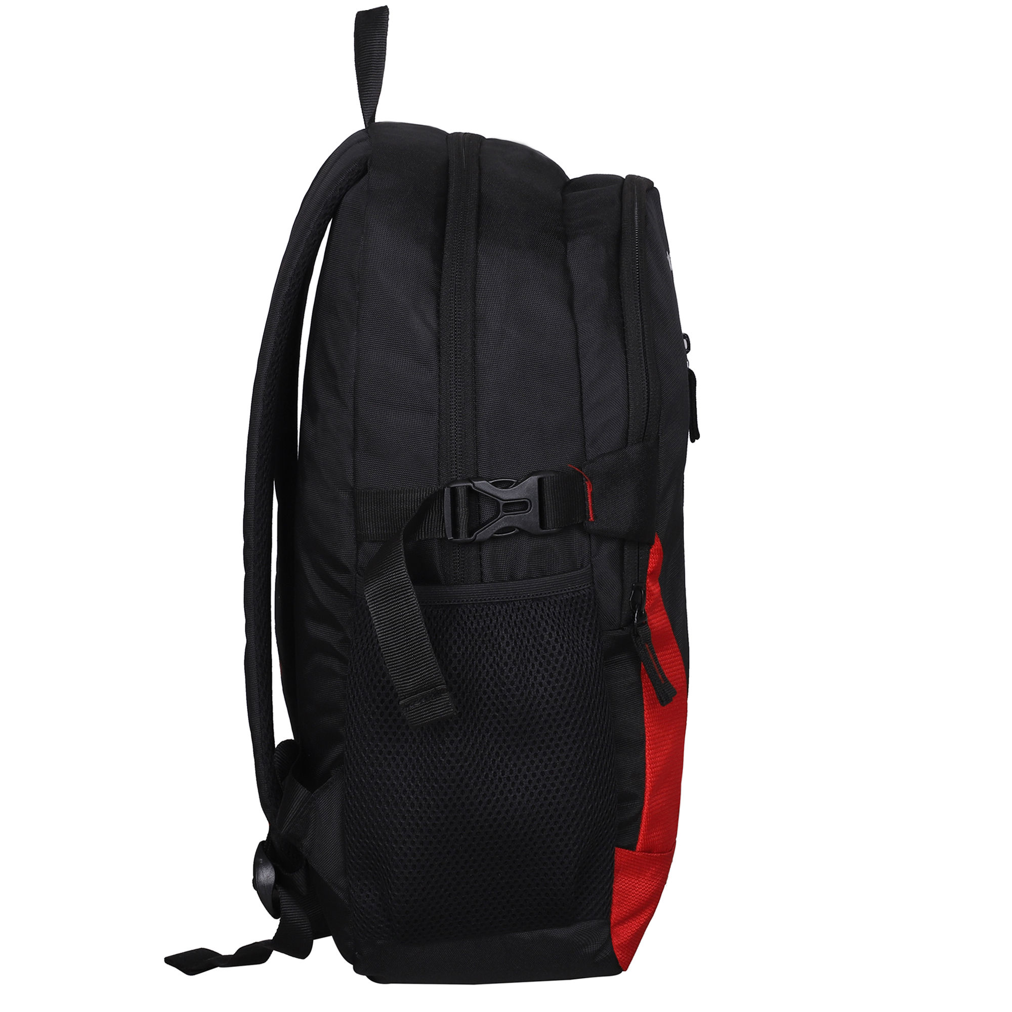 Spykar Red Polyester Backpack
