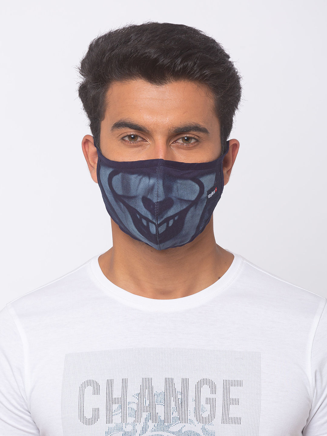 Spykar Denim Face Mask
