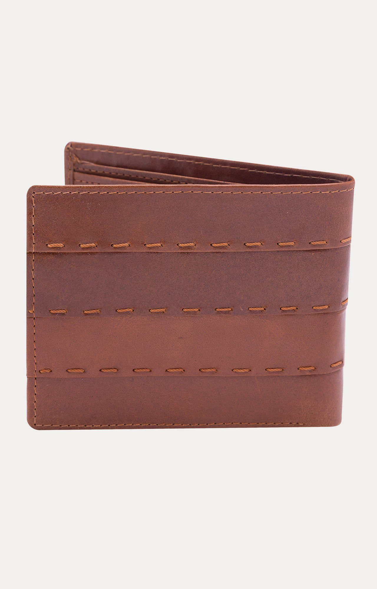 Brown Leather Wallets