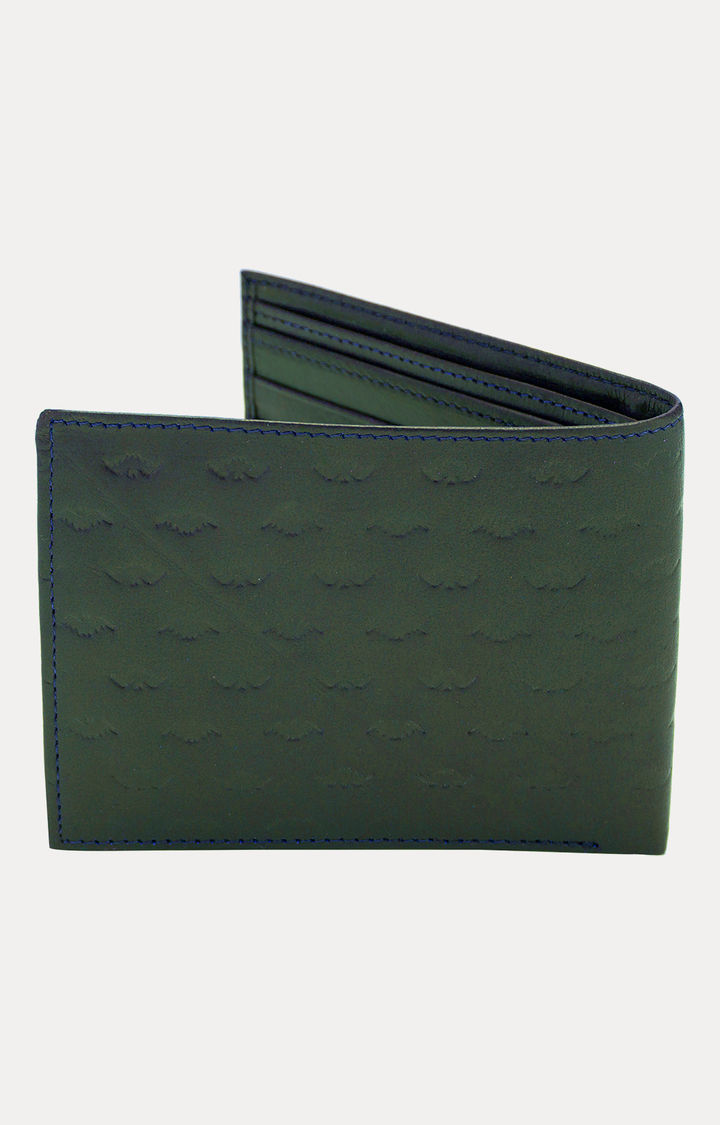 Olive Leather Wallets