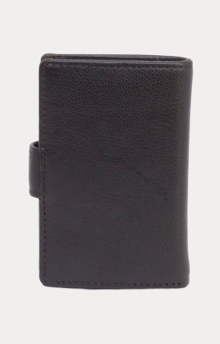 Black Leather Card Cases