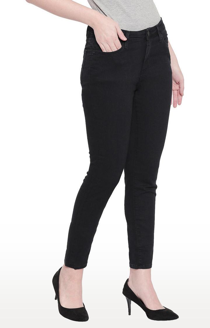 Black Skinny Fit Jeans