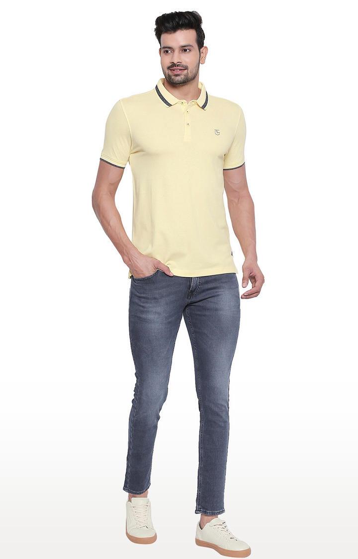 Grey Low-Rise Crop Slim Fit Jeans