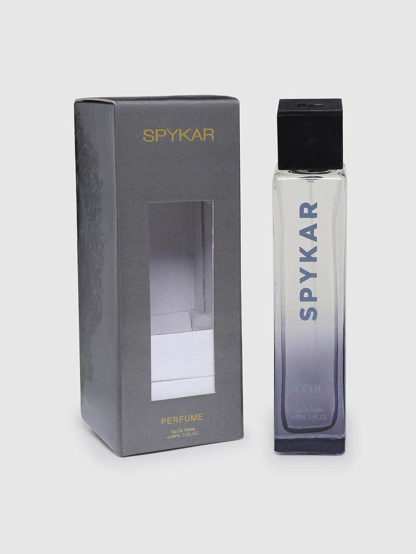 Spykar Grey  Perfume