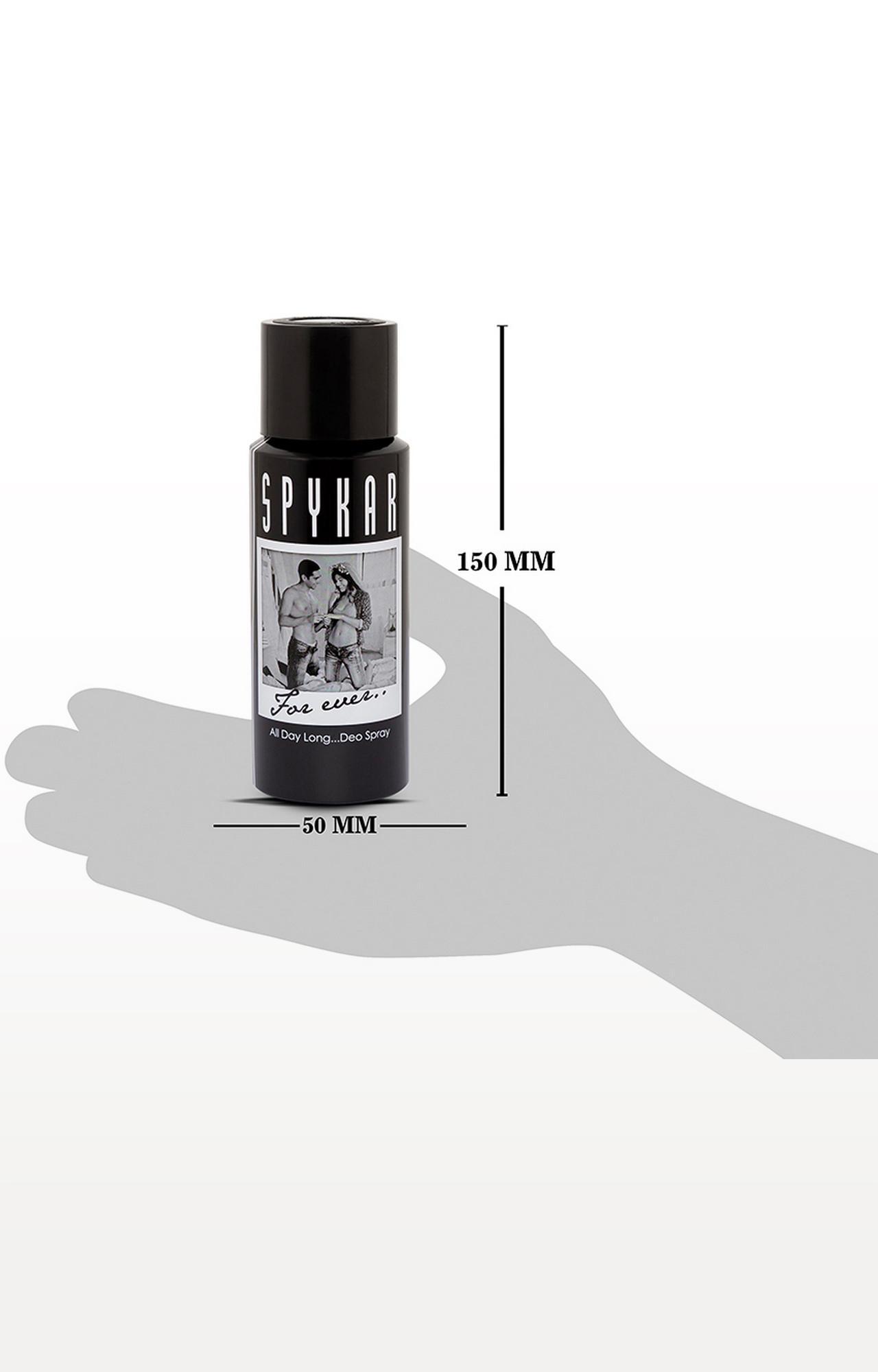 Black Forever Deodorant