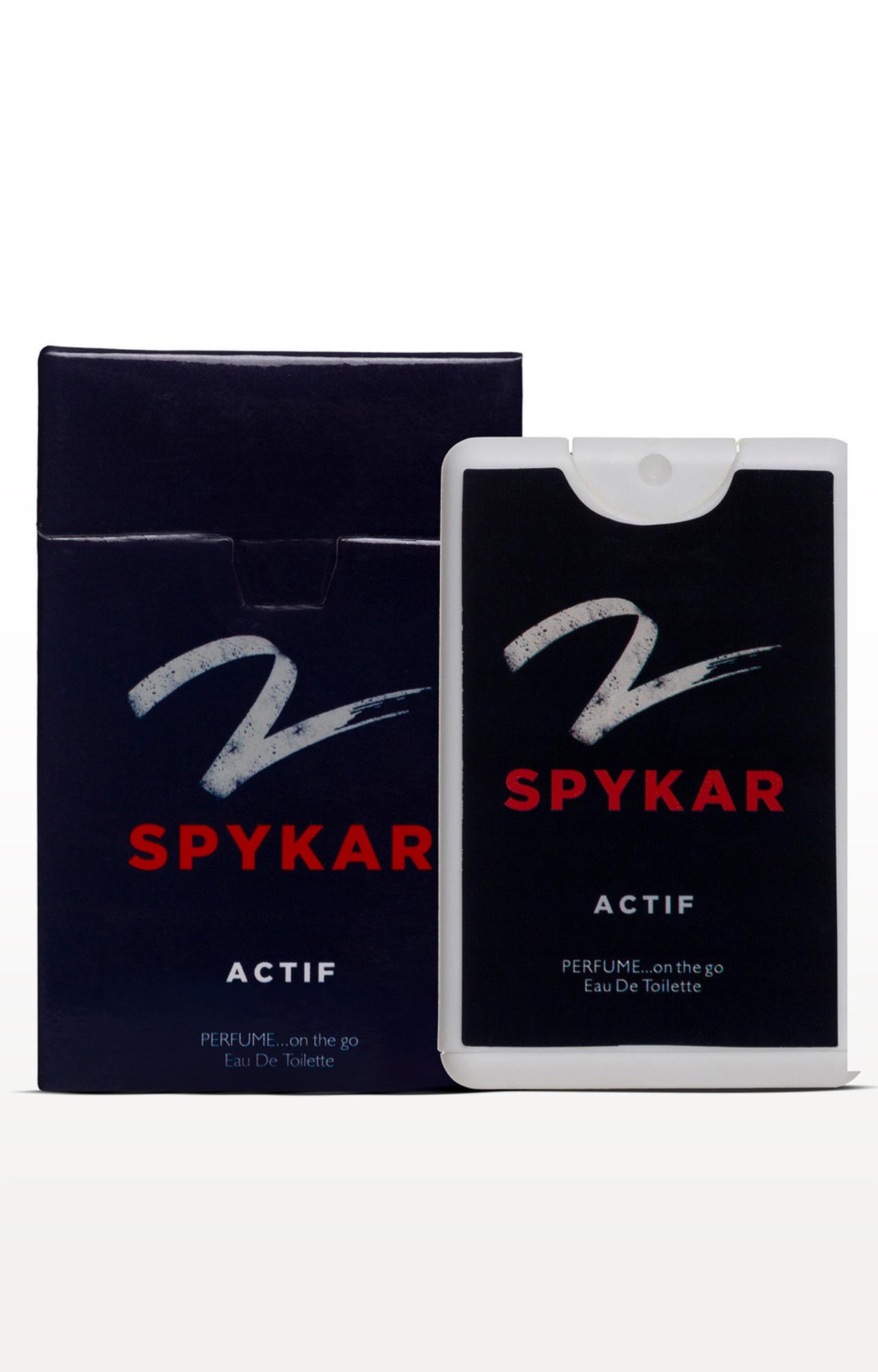 Blue Actif Perfume
