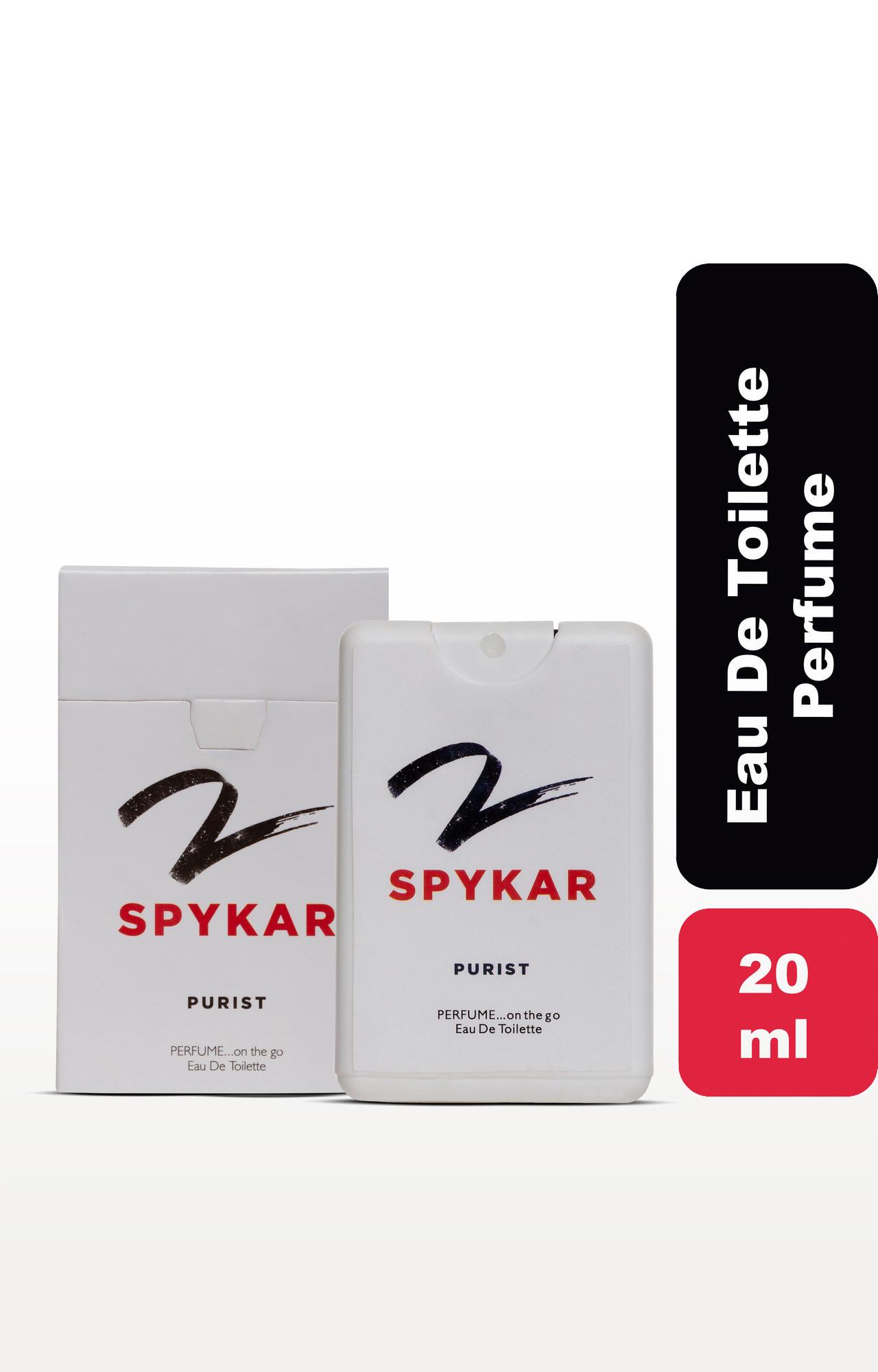White Purist Perfume