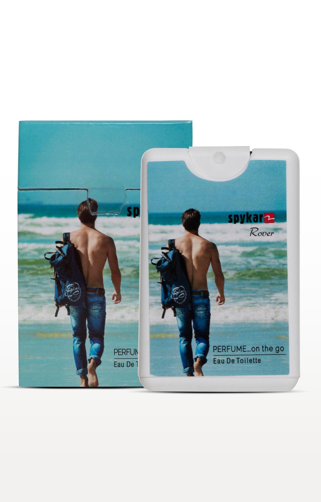 Sea Blue Pocket Perfume