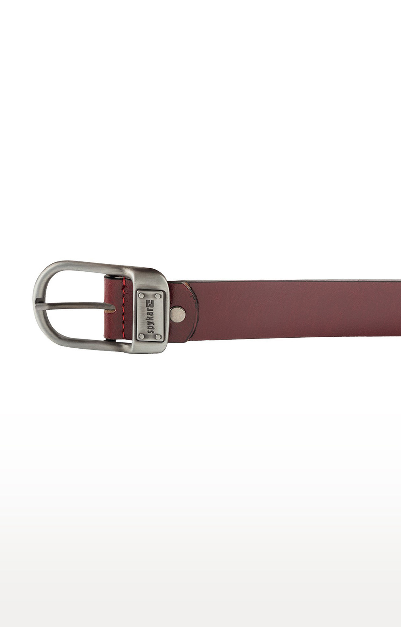 Wine Leather Belts