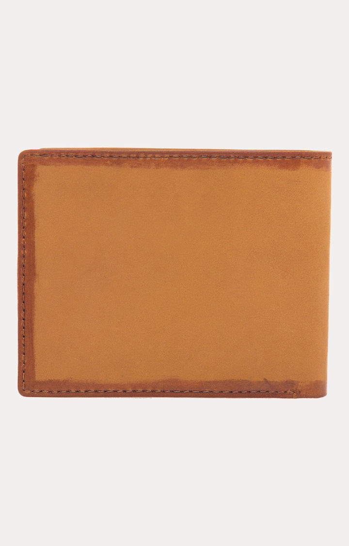 Cognac Leather Wallets