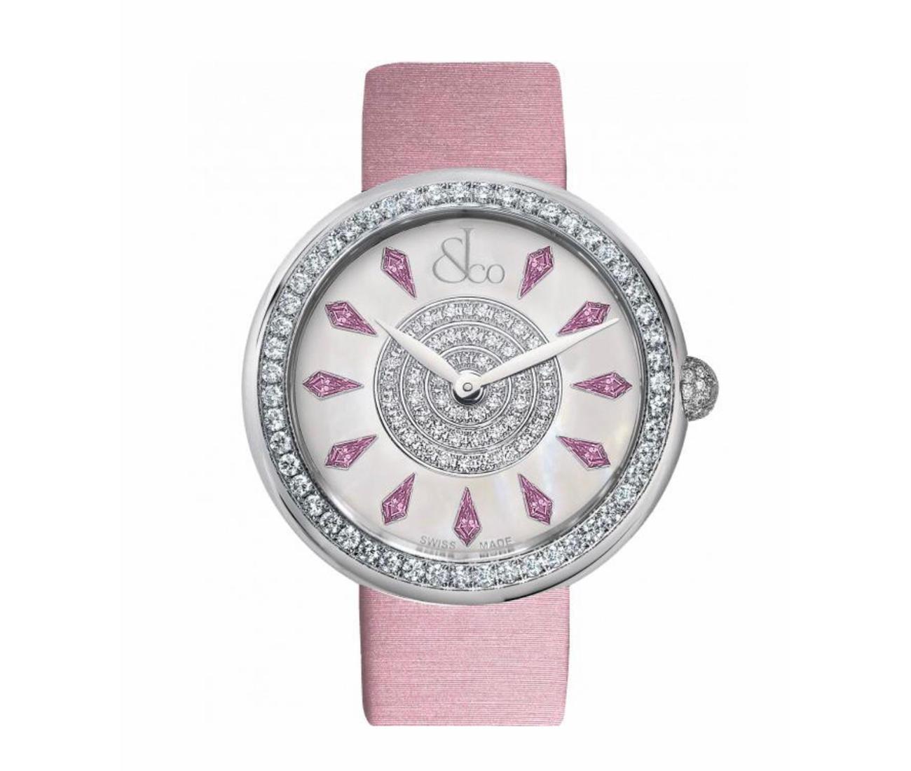 Brilliant Pink Sapphire