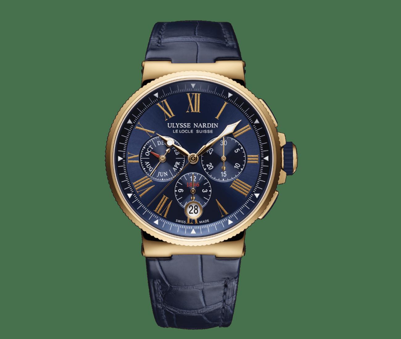 Marine Chronograph