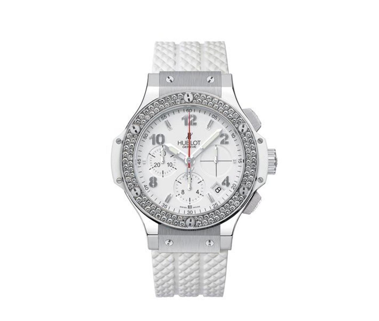 Steel White Diamonds