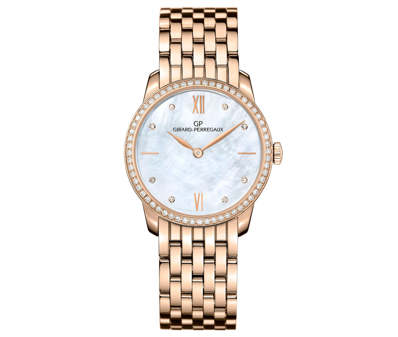 1966 LADY 30MM GOLD