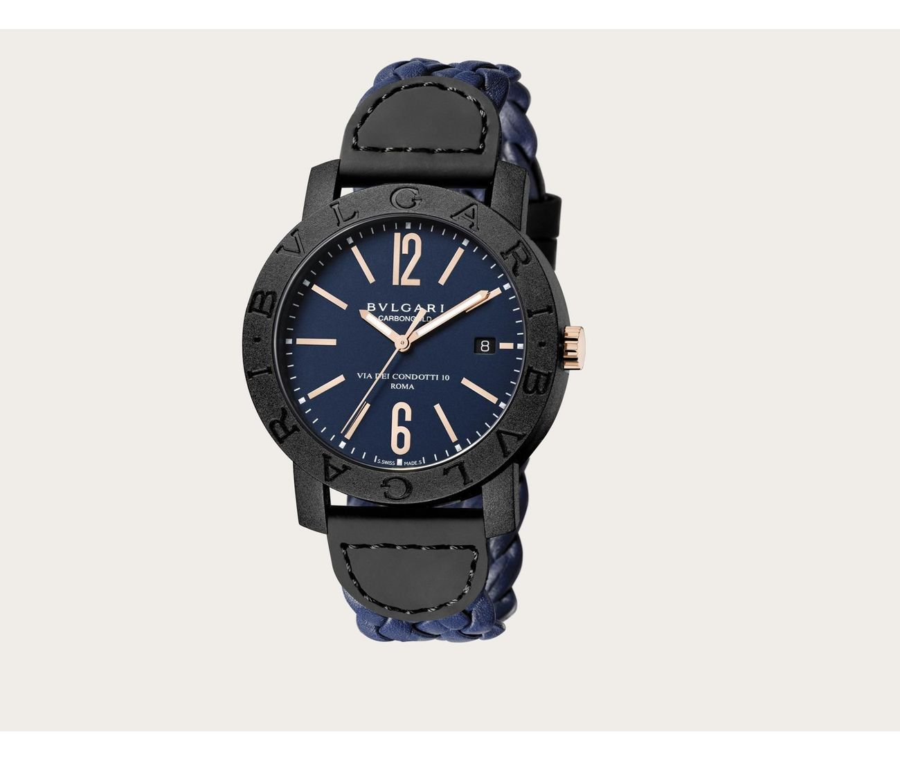 BB CARBON GOLD WATCHES