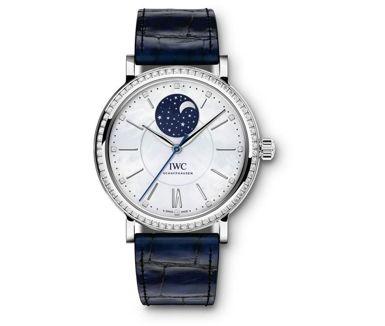 The Portofino Mid Size Automatic Moon Phase