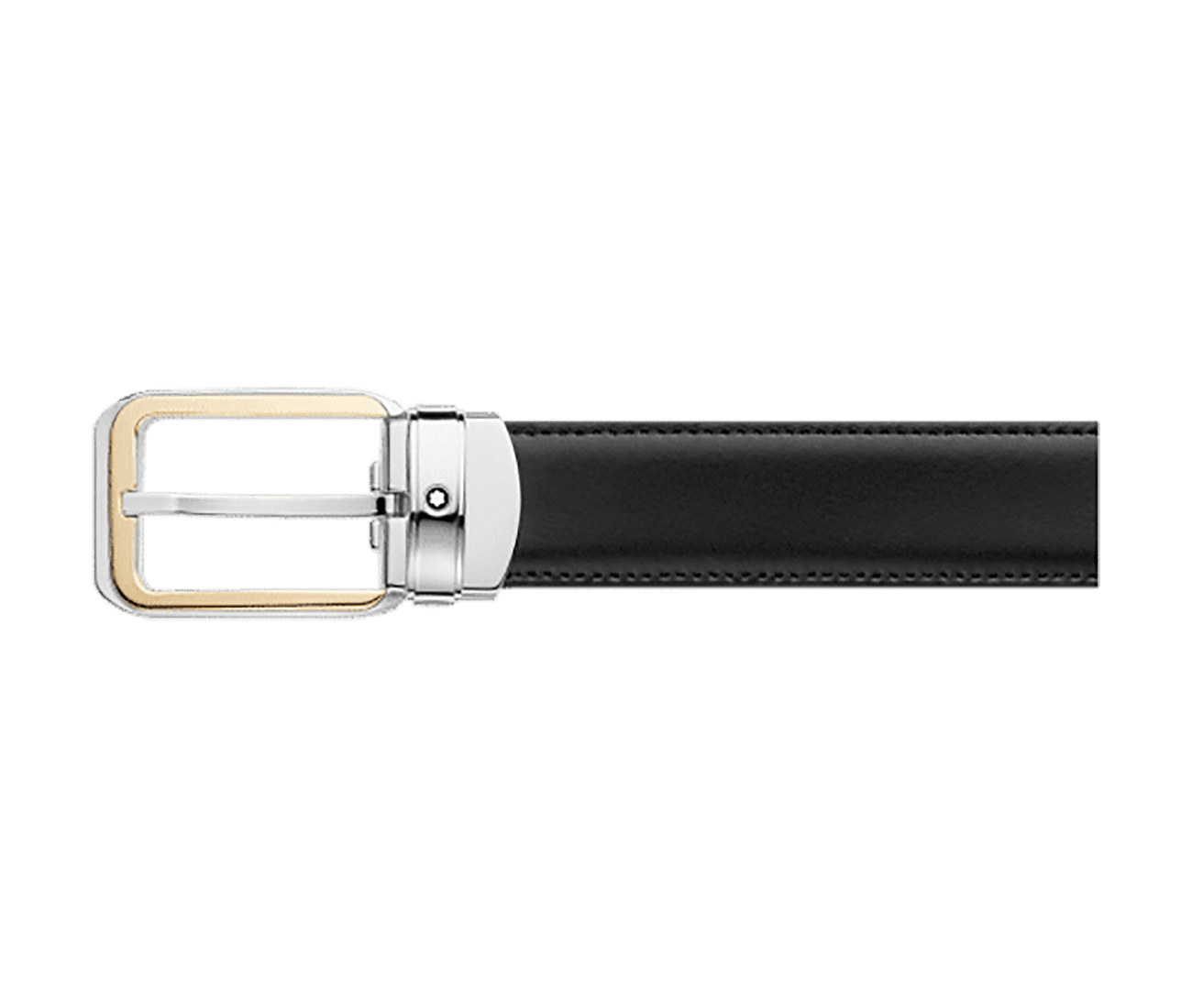 Classic Line 30 mmPVD Light gold coated Pin Buckle