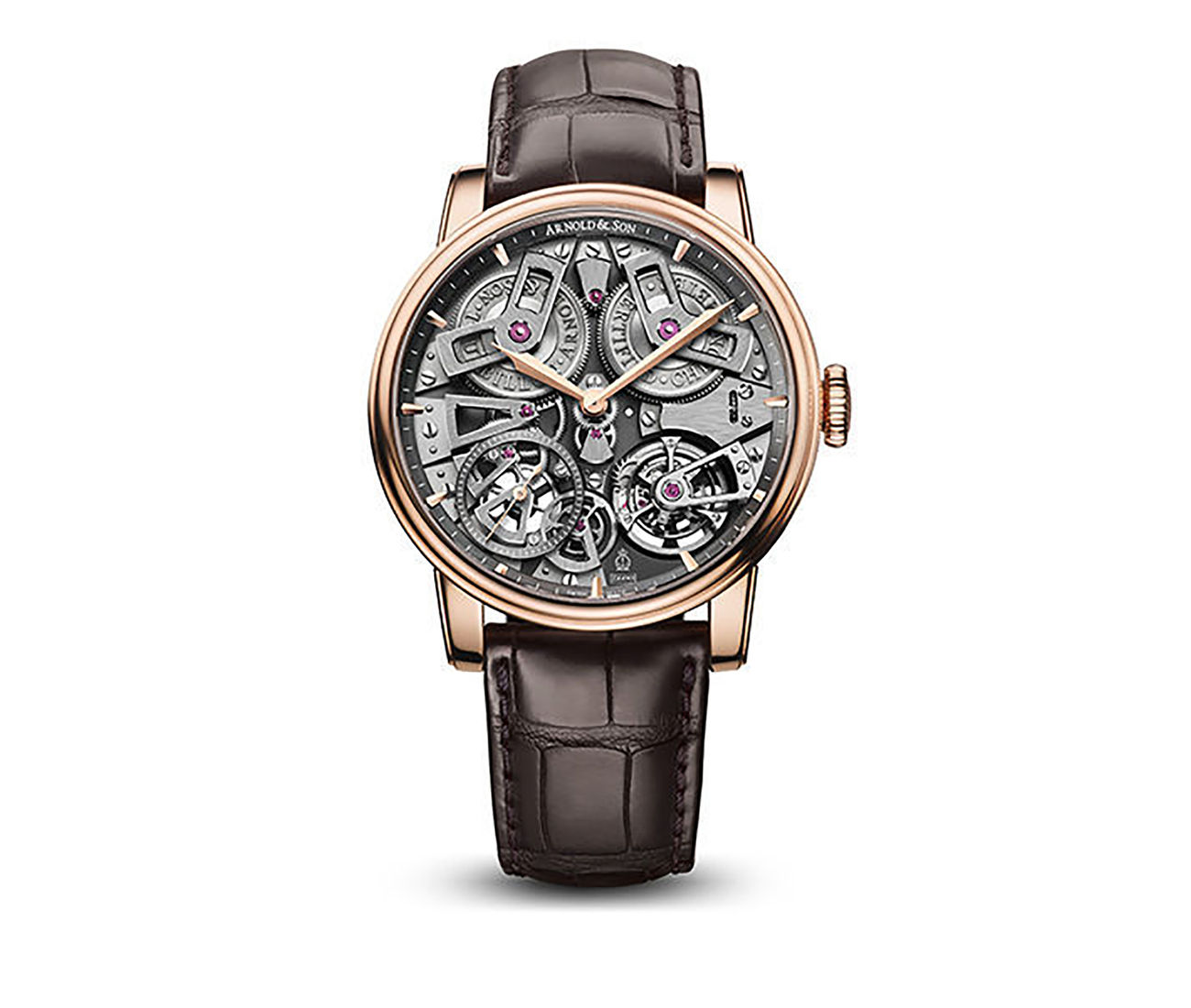 TOURBILLON CHRONOMETER NO. 36 TRIBUTE EDITION