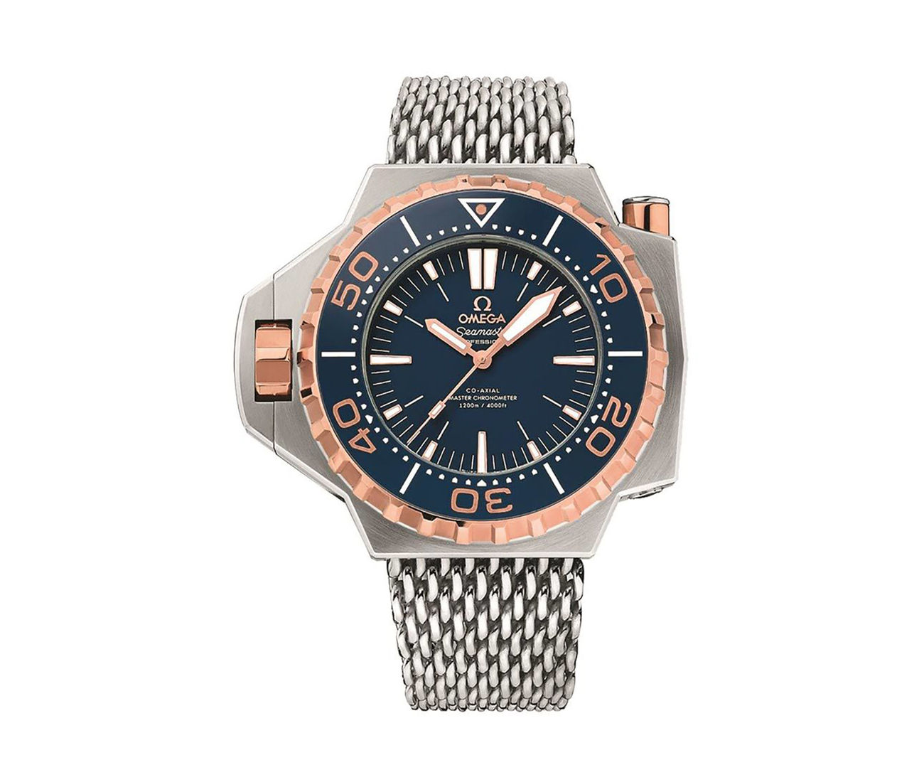 Seamaster Ploprof Co-Axial Master Chronometer