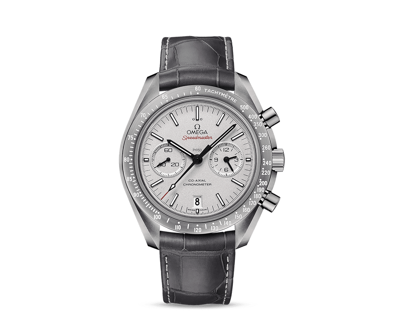 Moonwatch Omega Co-axial Chronograph