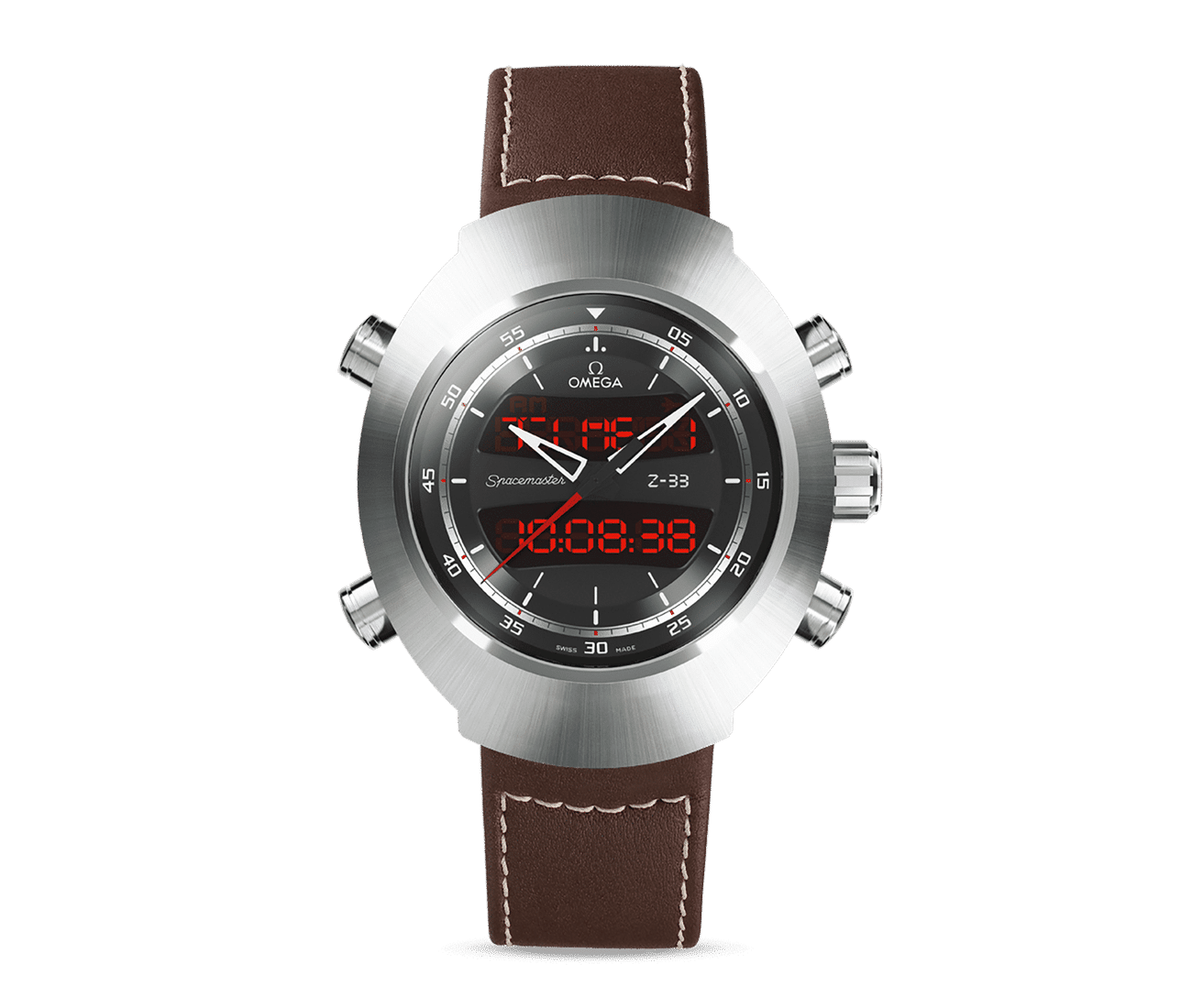 Spacemaster Z-33 Chronograph
