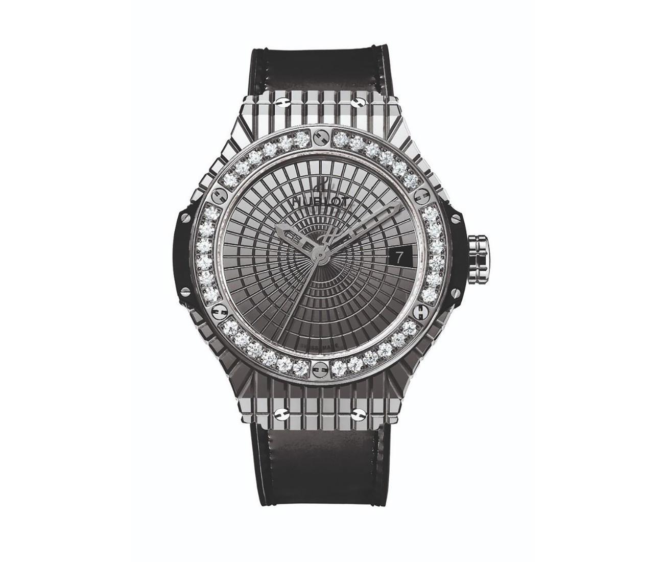 Steel Caviar Diamonds