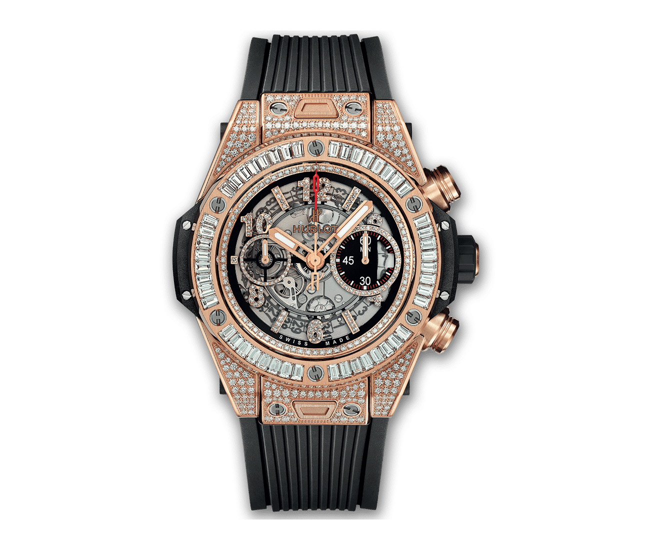 Big Bang Unico King Gold Jewellery