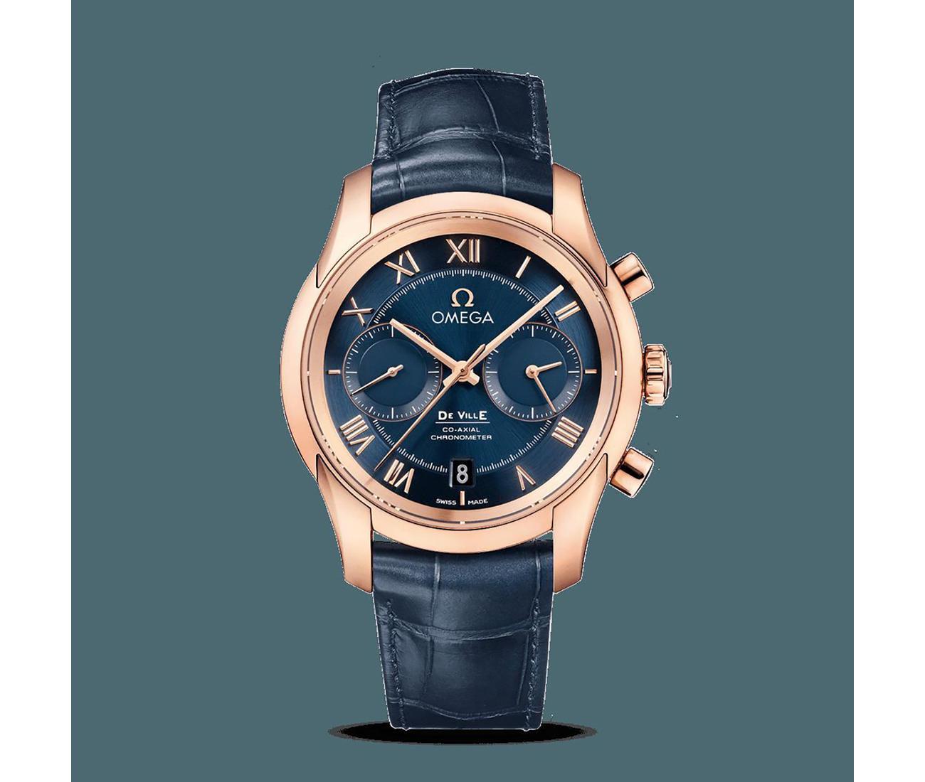 De Ville Omega Co-axial Chronograph