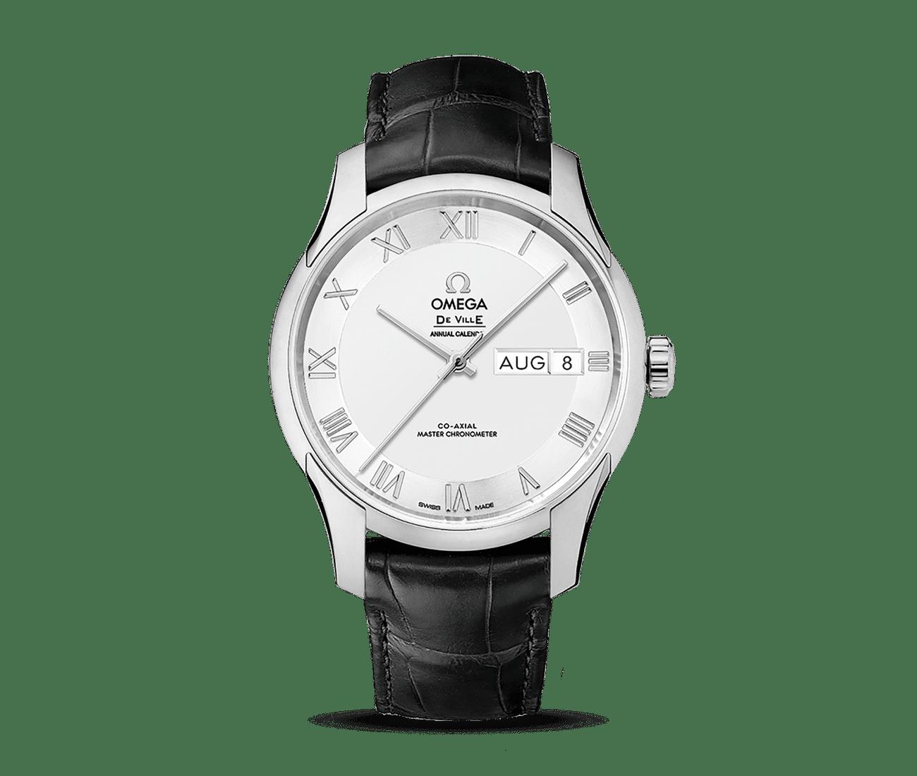 Hour Vision Omega Co-axial Master Chronometer Annual Calendar