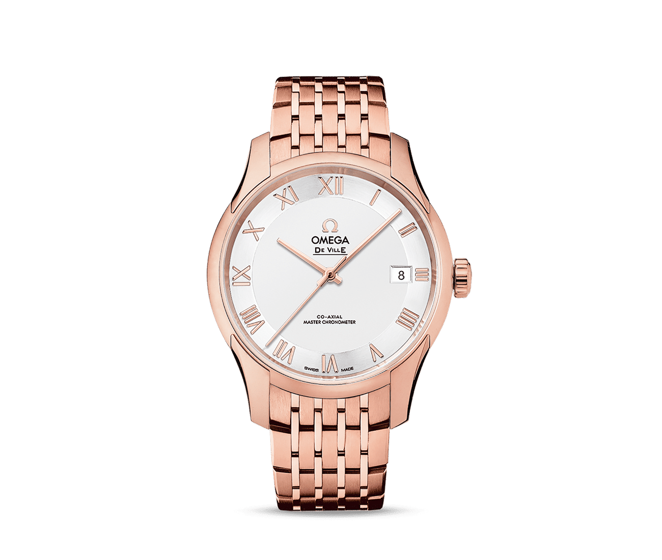 Hour Vision Omega Co-axial Master Chronometer