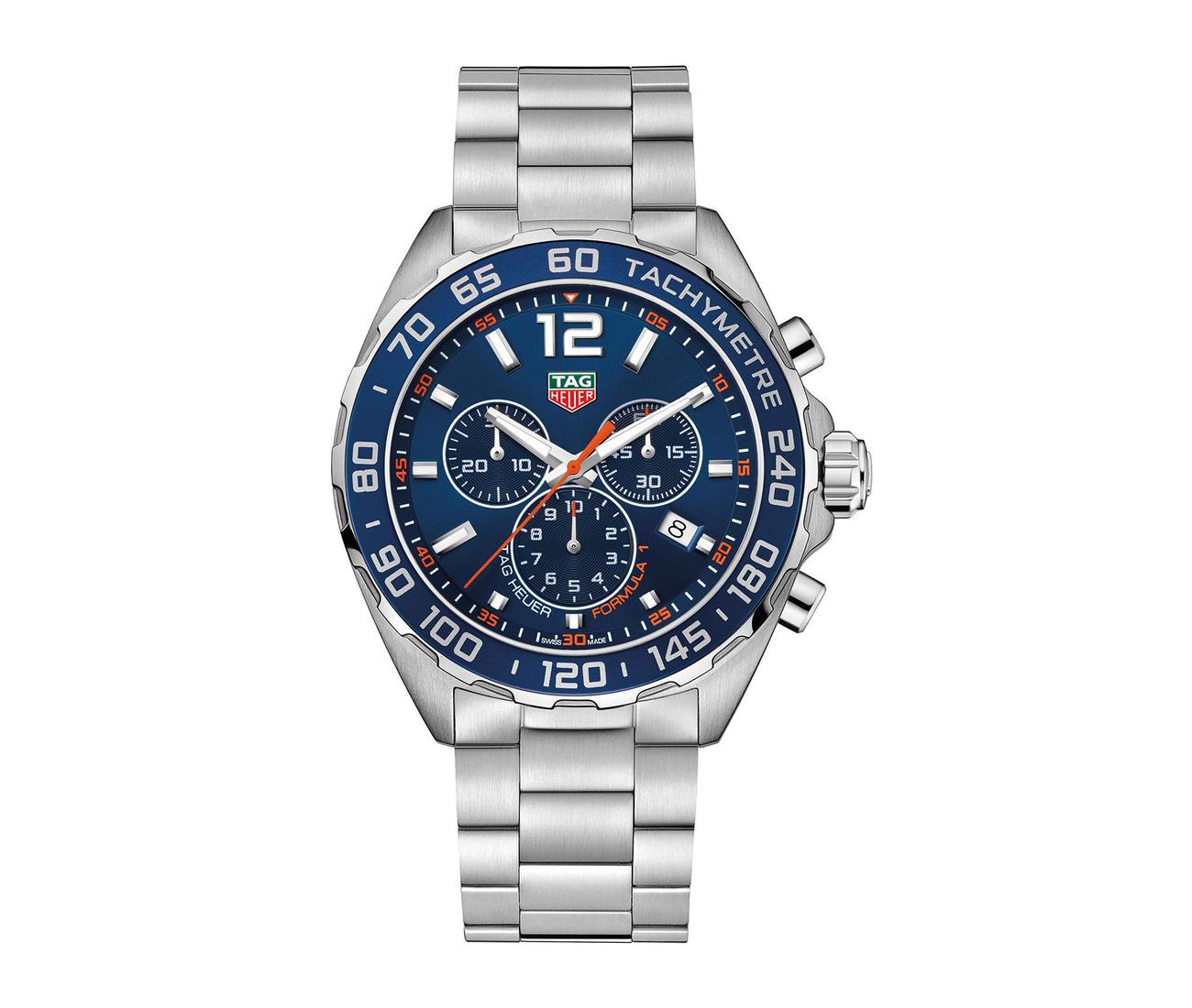 Formula 1 Blue Chronograph