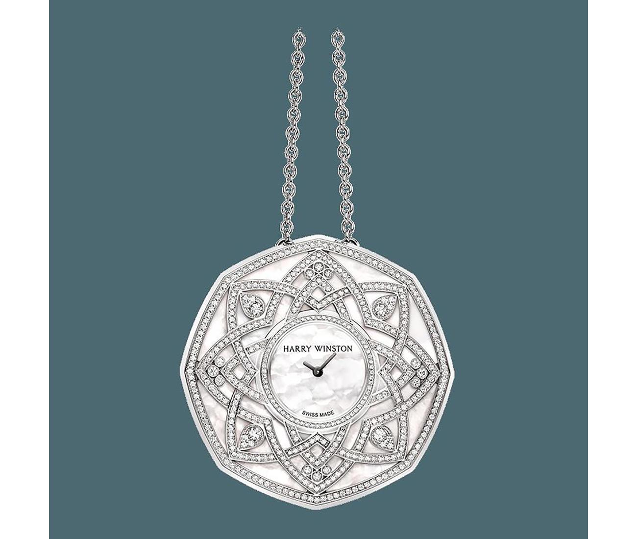 The Jeweler's Secret Pendant