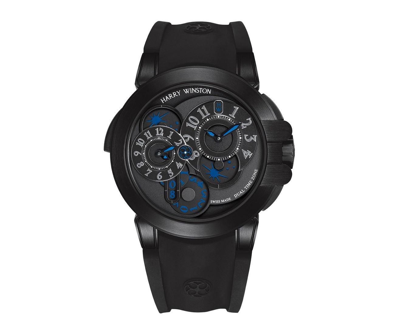 Ocean Dual Time Black Edition