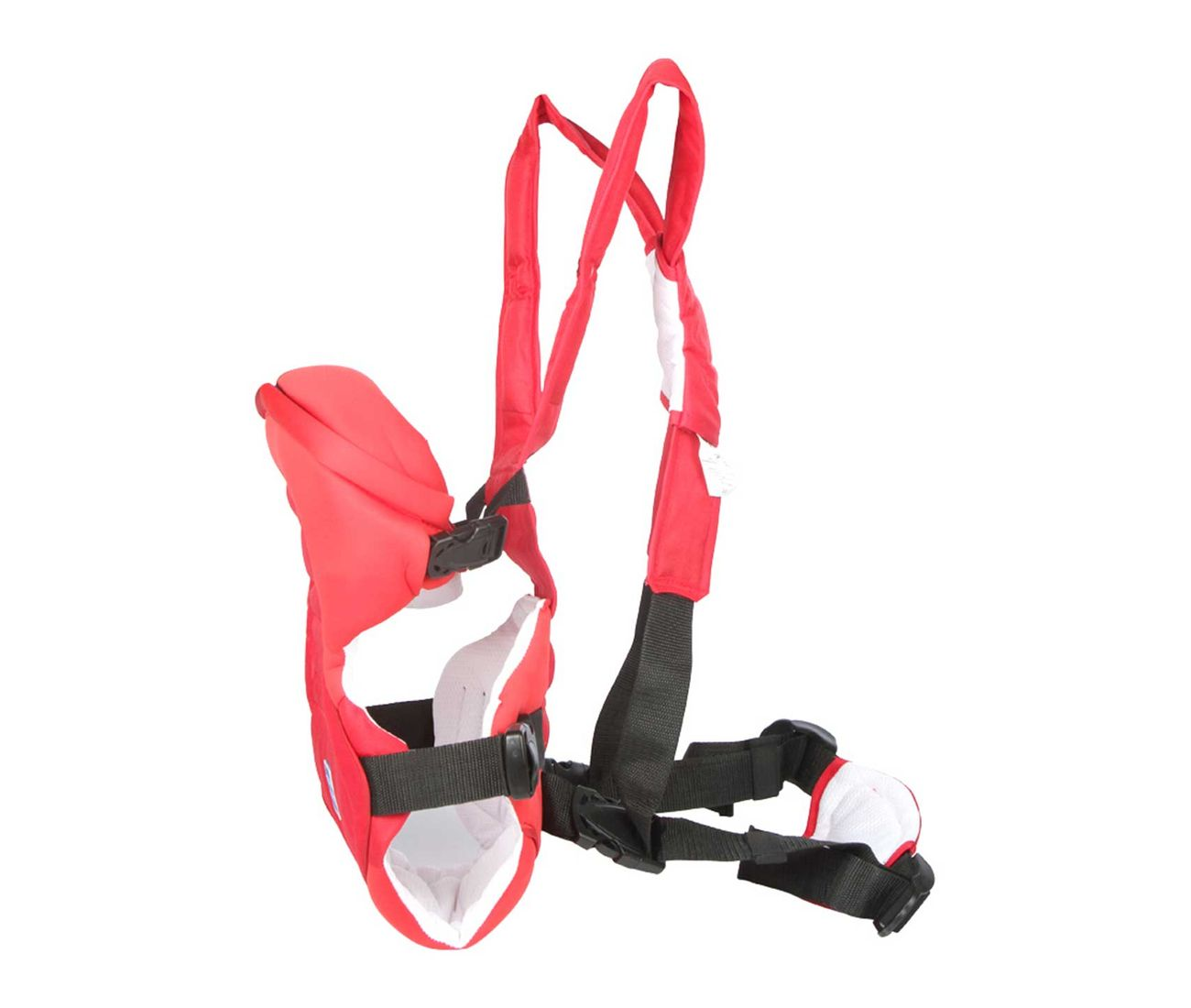 Red 6 Position Premium Baby Carrier