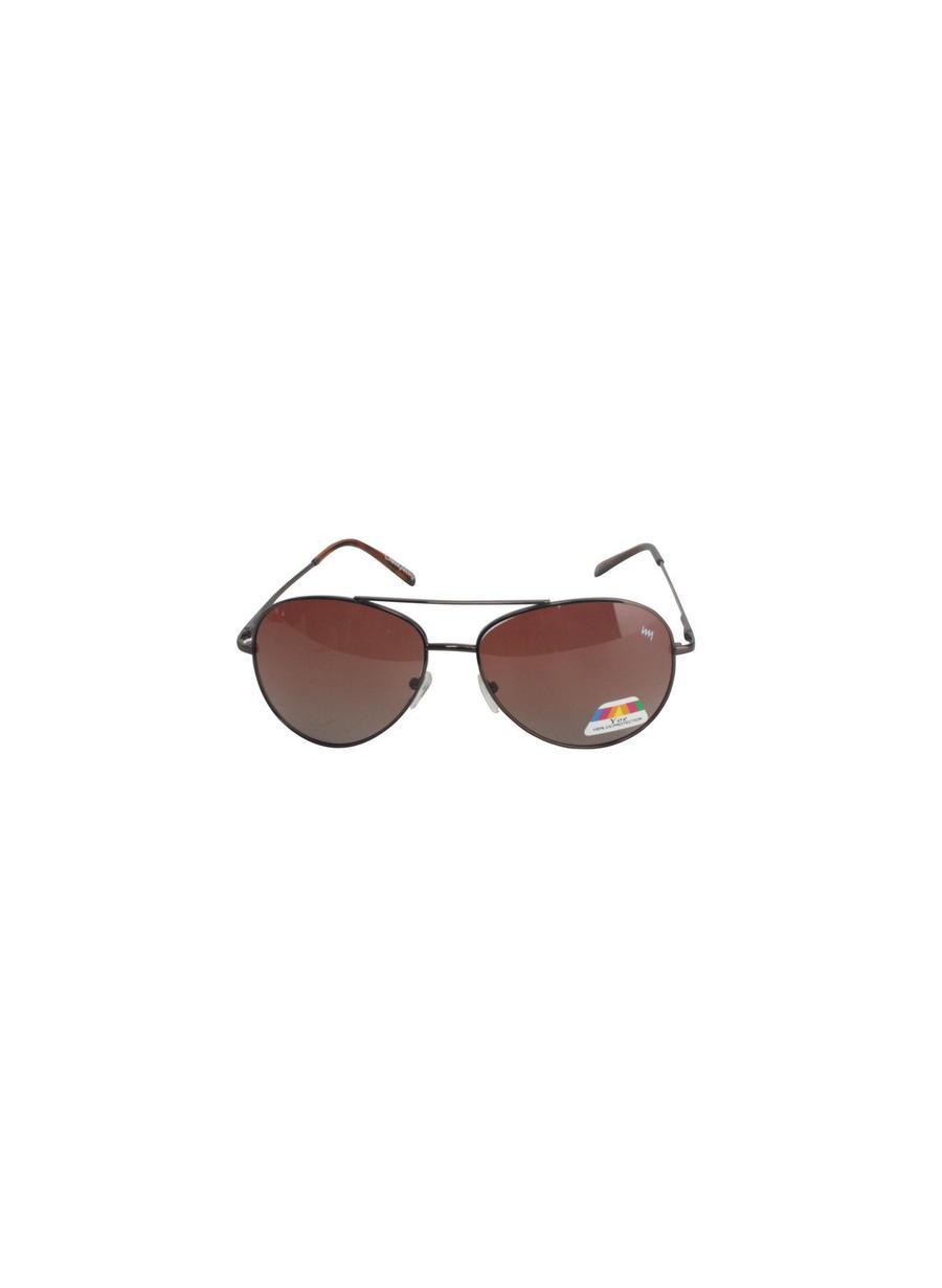 Men's Brown Shade Sunglasses