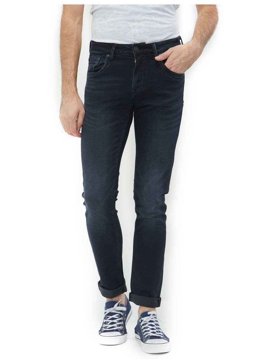 Easies(By Killer) Blue Color Cotton Slim Jeans