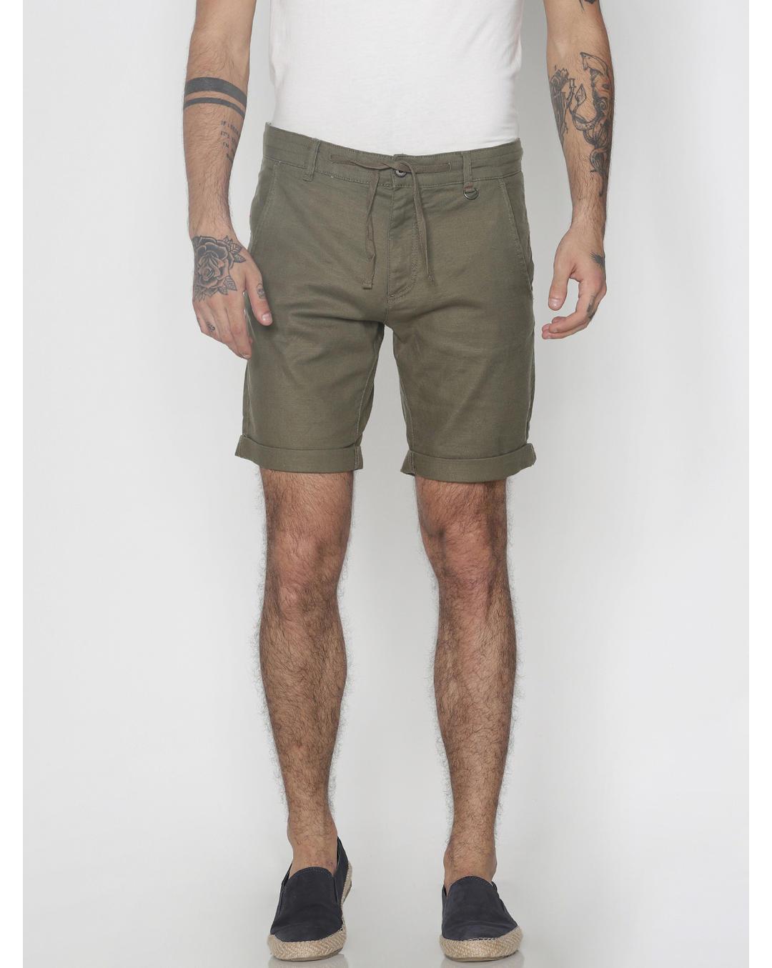 chino shorts vs regular shorts