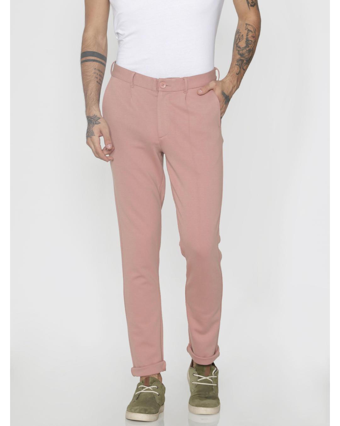 wholesale online various design quality Buy Jack & Jones Pink Slim Fit Pants Online | Jack & Jones