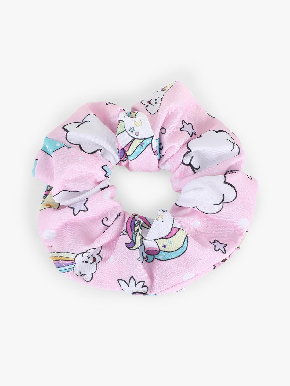 Pink KidsCollection Scrunchie