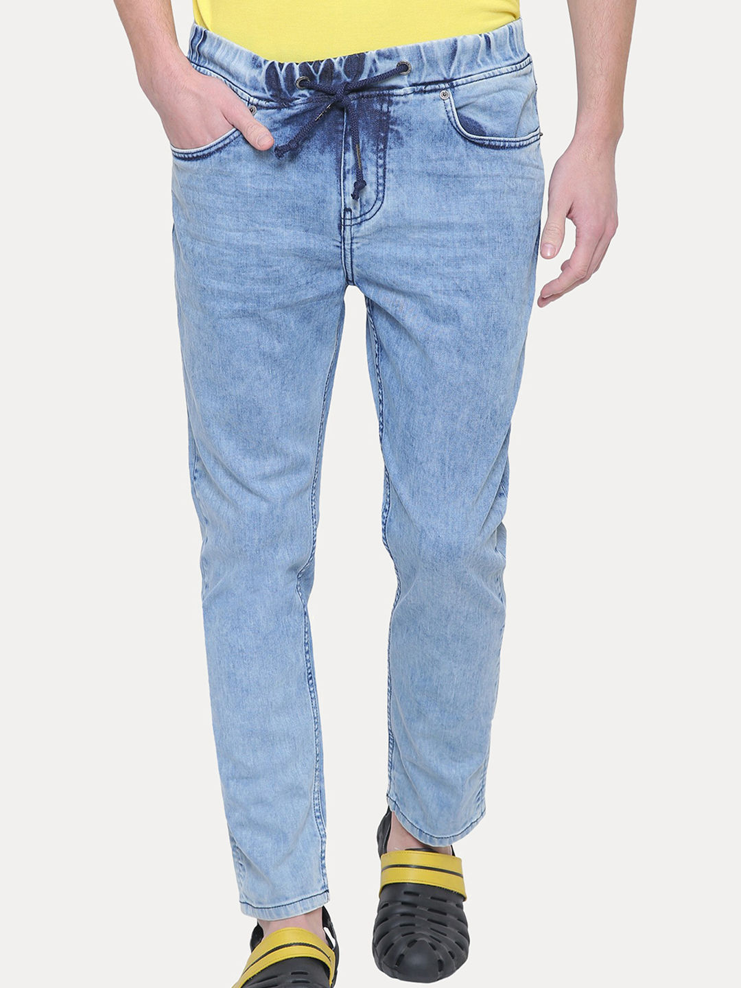LIGHT BLUE ANTI JEANS
