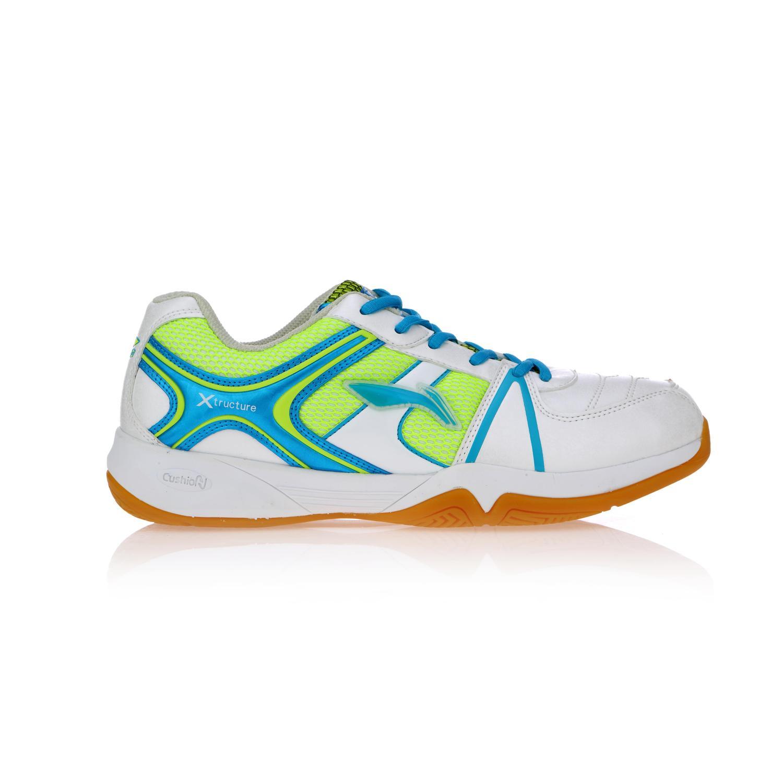 buy li ning alto white badminton shoes online in india sportsdekho com