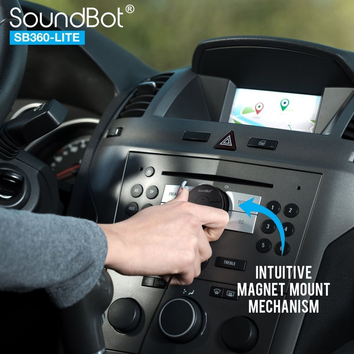 Aliexpress Com Buy Marsnaska High Quality Car Bluetooth Fm Music Receiver Car Bluetooth: Buy Soundbot Car Bluetooth Adapter At Best Price In India