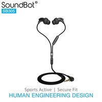 SoundBot SB305  Headphones with Mic Ear Buds