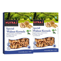 Nutraj - Special Walnut Kernels - 250G (Pack Of 2)